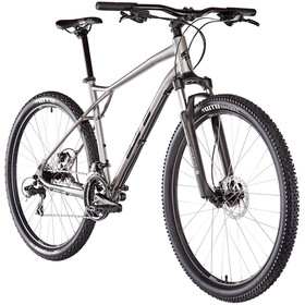 "GT Bicycles Aggressor Expert 29"" satin med silver"